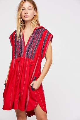 Drift Away Embroidered Tunic