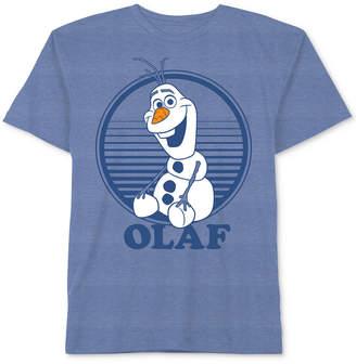 Disney Disney's Frozen Olaf-Print T-Shirt, Little Boys