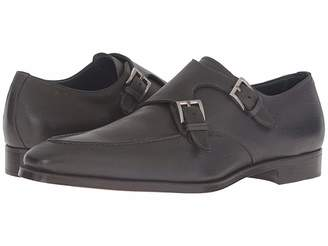 Gravati Double Monk w/ Apron Toe Men's Monkstrap Shoes