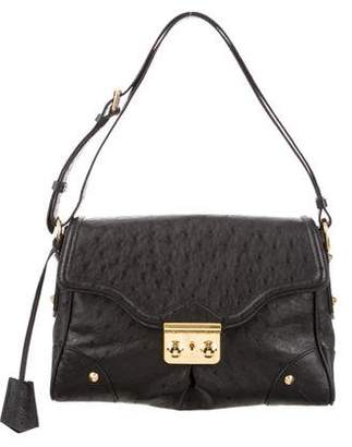 Louis Vuitton Ostrich L'Essentiel Bag