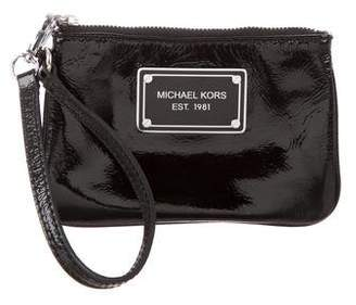 MICHAEL Michael Kors Patent Leather Bag