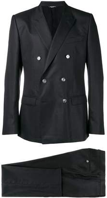 Dolce & Gabbana two piece double breasted suit