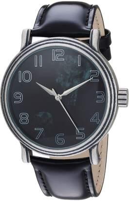 Marvel Men's 'Classic' Quartz Metal Casual Watch, Color: (Model: WMA000200)