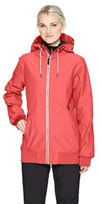 Volcom Junior's ALESK Insulated 2 Layer Shell Snow Jacket