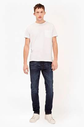French Connection Co Skinny Track Stretch Jeans