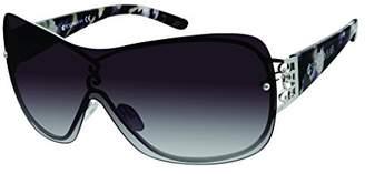 Rocawear Women's R681 Slvan Rectangular Sunglasses