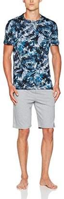 Mens Jungle Short Sleepwear Pyjama Sets HOM Shop Prices Cheap Online Discount Codes Shopping Online Enjoy For Sale gZL17psR