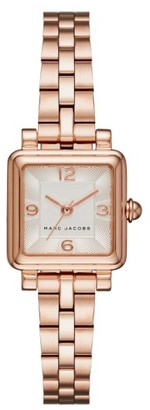 Women's Marc By Marc Jacobs Vic Bracelet Watch, 20Mm $225 thestylecure.com