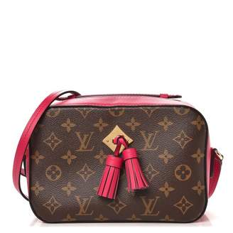 Louis Vuitton Crossbody Saintonge Monogram Freesia
