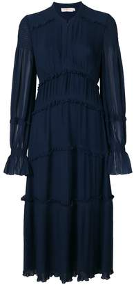 Tory Burch tiered peasant dress