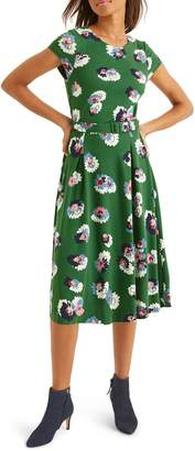 Boden Aida Ponte Dress