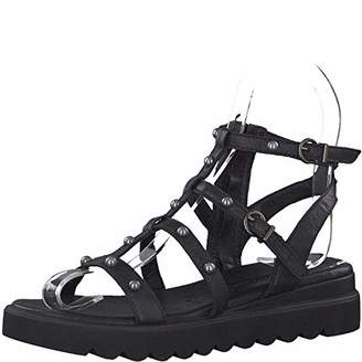 ccb165320 Tamaris Women Strappy Sandals 1-1-28230-22