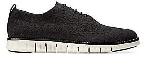 Cole Haan Men's Zerogrand Stitchlite Wool Oxfords