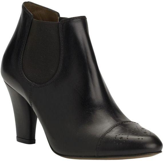 Hobbs Casson Chelsea Boots, Black