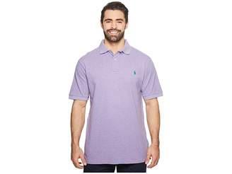 Polo Ralph Lauren Big Tall Basic Mesh Short Sleeve Knit Men's Clothing