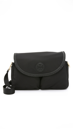 Tory Burch Marion Nylon Messenger Baby Bag $350 thestylecure.com