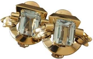 Cartier Yellow gold earrings
