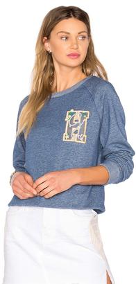 Tommy Hilfiger TOMMY X GIGI Sweatshirt $130 thestylecure.com