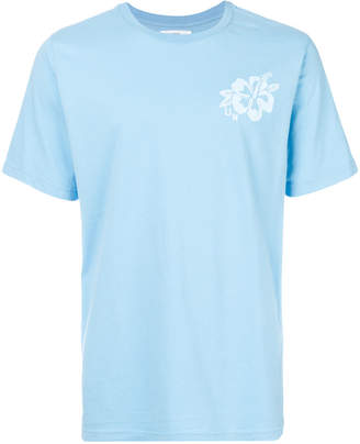 Universal Works flower print T-shirt