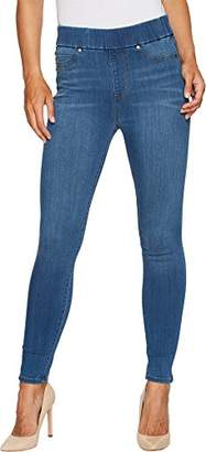 Liverpool Jeans Company Women's Farrah High Waist Pull-on Ankle in Silky Soft Denim