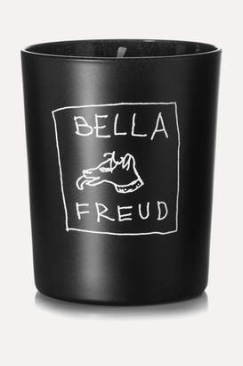 Bella Freud Signature Scented Candle, 180g - Black