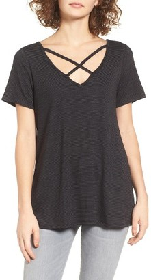 Women's Bp. Strappy Tee $35 thestylecure.com