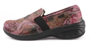 Therafit Shoe Annie Slip Resistant Leather Slip On Women's Shoes
