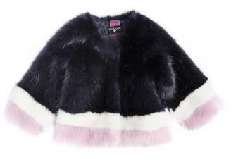 MonnaLisa Faux Fur Jacket