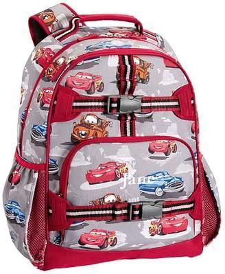 Pottery Barn Kids Mackenzie Gray Cars Lunch Bags