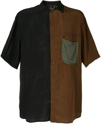 Song For The Mute two tone shirt