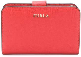 Furla small textured wallet