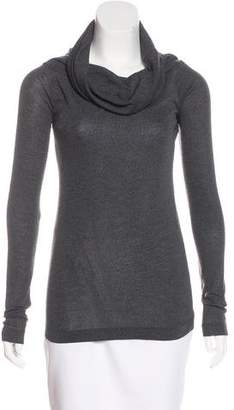 Brunello Cucinelli Wool Monili-Trimmed Sweatshirt