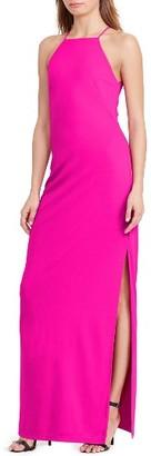 Women's Lauren Ralph Lauren Jersey Gown $190 thestylecure.com