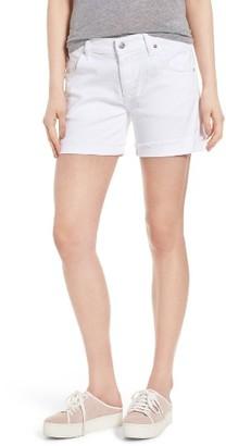 Women's Citizens Of Humanity Skyler Denim Shorts $158 thestylecure.com