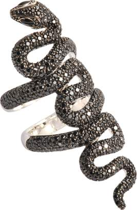 Thomas Sabo Serpent Sterling Silver Ring