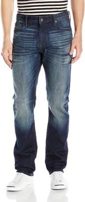 William Rast Men's Hixon Straight Leg Jean