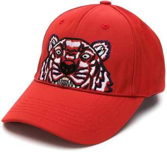 Kenzo Tiger patch cap