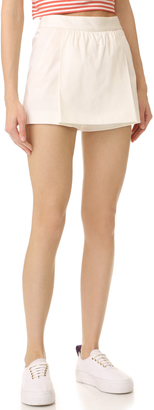 Boutique Moschino Skort $350 thestylecure.com