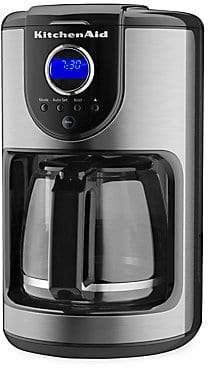 KitchenAid Classic 12-Cup Coffee Maker - Black