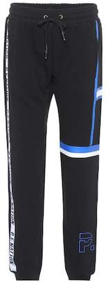 P.E Nation Second Rookie cotton trackpants