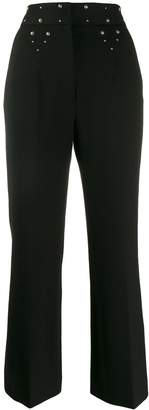 Sandro Paris flared trousers