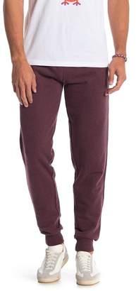 Knowledge Cotton Apparel Melange Knit Sweatpants