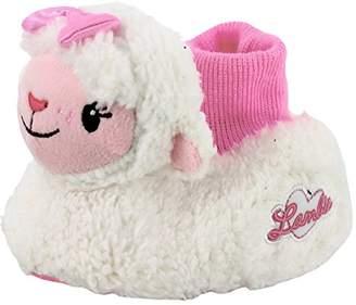 Disney Girls' Lambie Headed Slipper 201-K