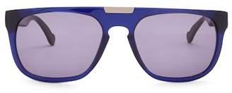 Ecko Unlimited Men's Private Eye Retro Sunglasses