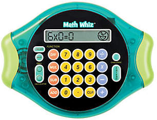 Educational Insights Math Whiz Electronic MathTool by Educational In