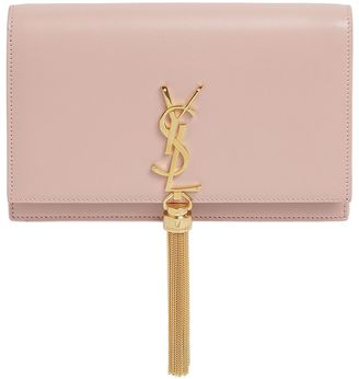 Kate Monogram Bag W/ Chain Tassel $1,550 thestylecure.com