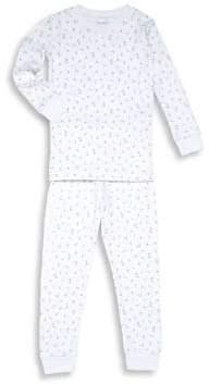 Kissy Kissy Baby Girl's & Little Girl's Floral Pajama Set