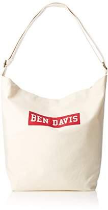Ben Davis (ベン デイビス) - [ベンデイビス] ショルダーバッグ ニュースペーパーバッグ BDW-9190A RED レッド