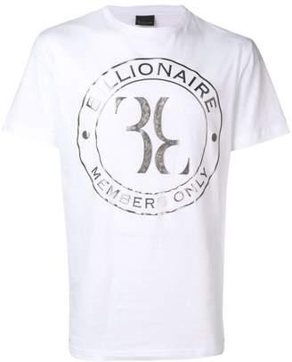 Billionaire logo T-shirt