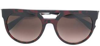 Versace Eyewear oversized tinted sunglasses